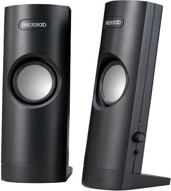 Мультимедиа акустика Microlab B 18 (черный) - общий вид
