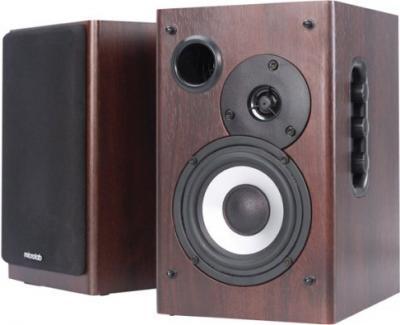 Мультимедиа акустика Microlab B 72 (дерево) - общий вид