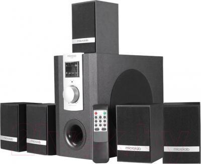 Мультимедиа акустика Microlab M 960 (черный) - общий вид