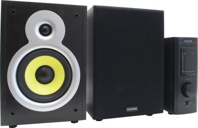 Мультимедиа акустика Microlab Pro 2 Dark Wood (PRO2-3154) - общий вид
