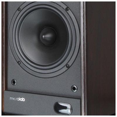 Мультимедиа акустика Microlab Solo 7C (дерево) - динамик