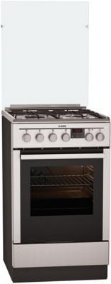 Кухонная плита AEG 47345GM-MN - вид спереди