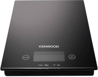 Кухонные весы Kenwood DS400 - вид спереди