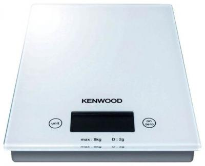 Кухонные весы Kenwood DS401 - вид спереди