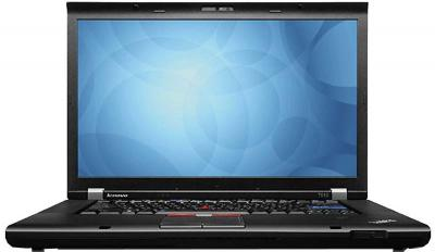 Ноутбук Lenovo ThinkPad T520 (NW669RT) - вид спереди