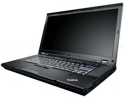 Ноутбук Lenovo ThinkPad T520 (NW669RT) - общий вид