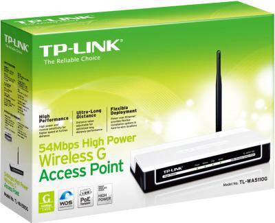 Беспроводная точка доступа TP-Link TL-WA5110G - упаковка
