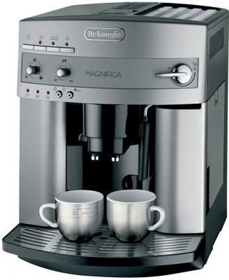 Кофемашина DeLonghi ESAM3200.S - Вид спереди