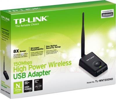 Беспроводной адаптер TP-Link TL-WN7200ND - упаковка