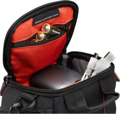 Сумка для фотоаппарата Case Logic DCB-304 (черный) - внутренний вид