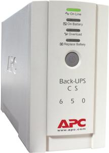 ИБП APC Back-UPS CS 650VA (BK650EI) - общий вид