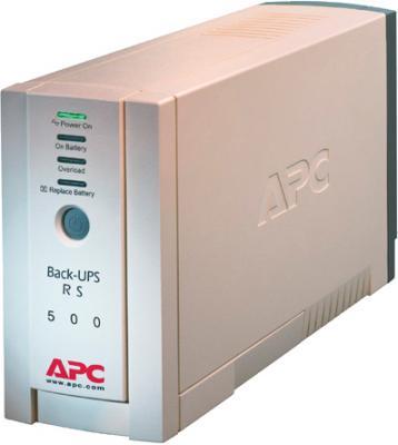 ИБП APC Back-UPS RS 500VA (BR500CI-RS) - общий вид