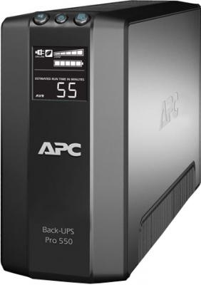 ИБП APC Back-UPS Pro 550VA (BR550GI) - общий вид