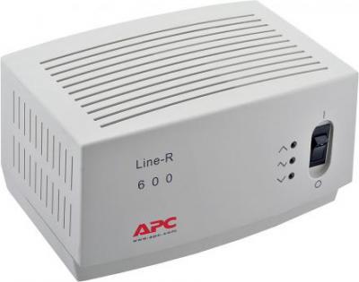 Стабилизатор напряжения APC Line-R 600 VA (LE600I) - общий вид