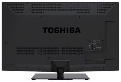Телевизор Toshiba 42VL963R - вид сзади