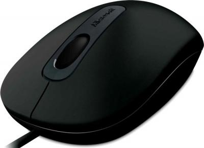 Мышь Microsoft Compact Optical Mouse 100 USB - общий вид