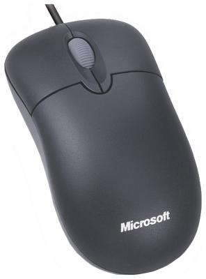 Мышь Microsoft Basic Optical Mouse Black - общий вид