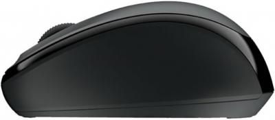 Мышь Microsoft Wireless Mobile Mouse 3500 USB - вид сбоку