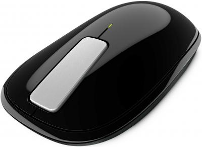 Мышь Microsoft Explorer Touch Mouse Black - общий вид