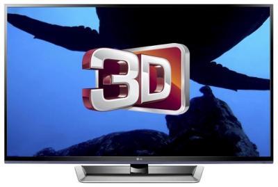 Телевизор LG 50PM4700 - общий вид