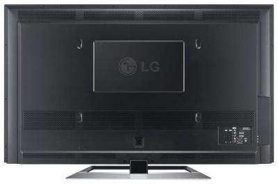 Телевизор LG 50PM4700 - вид сзади