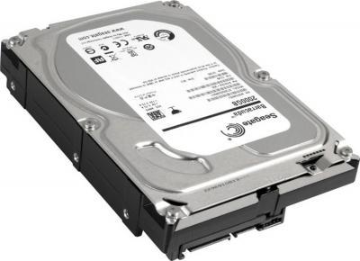 Жесткий диск Seagate Barracuda 7200.14 2000GB (ST2000DM001) - общий вид