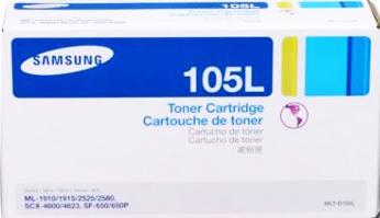 Картридж Samsung MLT-D105L - общий вид