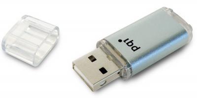 Usb flash накопитель PQI Traveling Disk U273 16 Gb - голубая