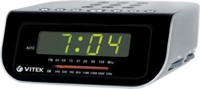 Радиочасы Vitek VT-6601 - общий вид