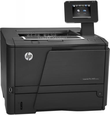Принтер HP LaserJet Pro 400 M401dw (CF285A) - общий вид