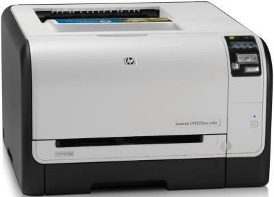 Принтер HP LaserJet Pro CP1525nw (CE875A) - общий вид