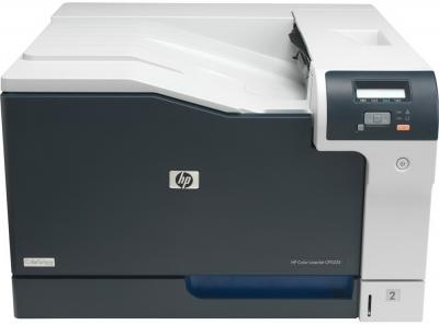 Принтер HP Color LaserJet Professional CP5225n (CE711A) - общий вид