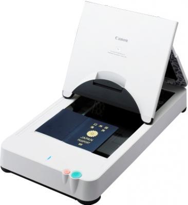 Аксессуар для принтера/МФУ Canon Flatbed Scanner Unit A4 (0106B001) - с открытой крышкой