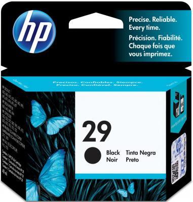 Картридж HP 29 (51629AE) - общий вид