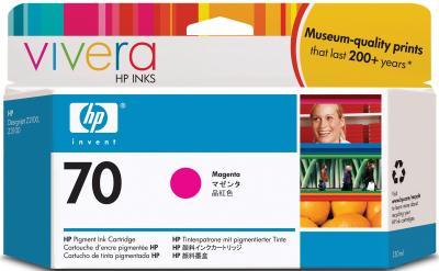 Картридж HP 70 (C9453A) - общий вид