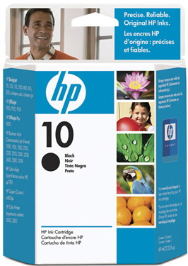 Картридж HP 10 (C4844AE) - общий вид