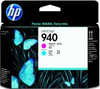 Печатающая головка HP 940 (C4901A) -