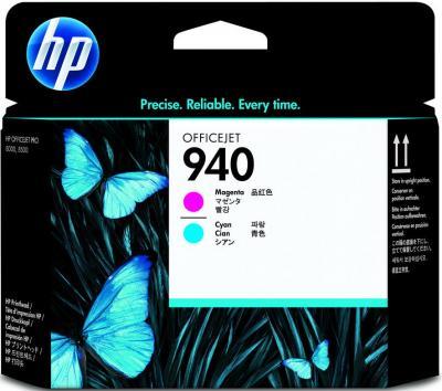 Печатающая головка HP 940 (C4901A) - общий вид
