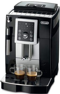 Кофемашина DeLonghi ECAM23.210.B - Вид спереди