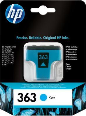 Картридж HP 363 (C8771EE) - общий вид