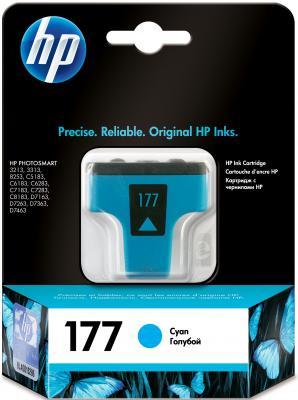 Картридж HP 177 (C8771HE) - общий вид