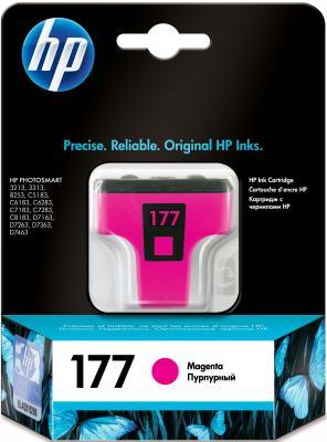 Картридж HP 177 (C8772HE) - общий вид
