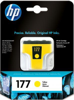 Картридж HP 177 (C8773HE) - общий вид