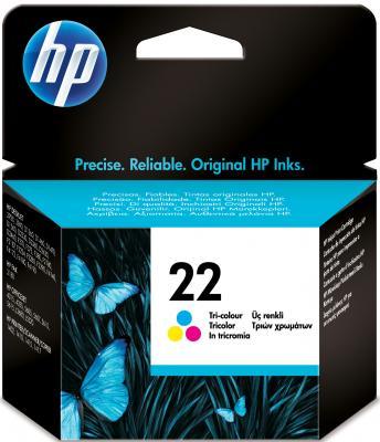 Картридж HP 22 (C9352AE) - общий вид