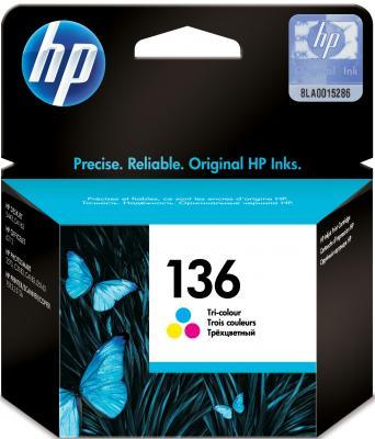 Картридж HP 136 (C9361HE) - общий вид