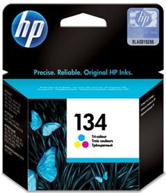 Картридж HP 134 (C9363HE) - общий вид