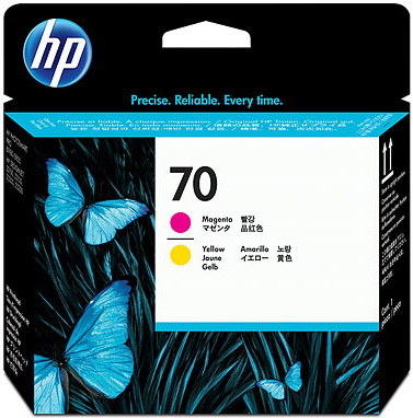 Печатающая головка HP 70 (C9406A) - общий вид