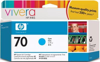 Картридж HP 70 (C9452A) - общий вид