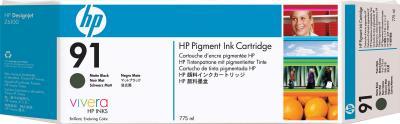 Комплект картриджей HP 91 (C9480A) - общий вид
