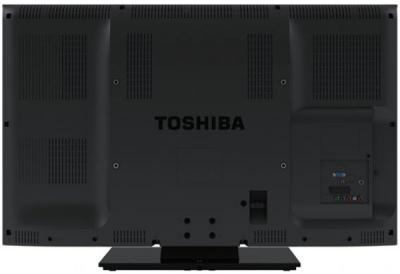 Телевизор Toshiba 40LV933RB - вид сзади